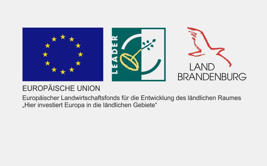 Gefördert durch das Land Brandenburg/EU